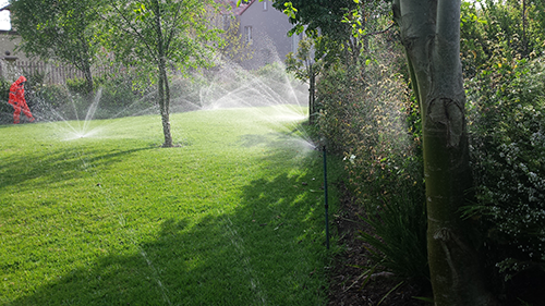 Irrigation Systems Cape Town